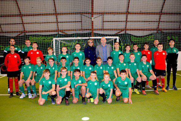 SECTION SPORTIVE FOOTBALL        Collège La Champagne